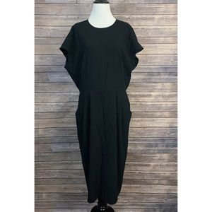 MM. Lafleur Black Dress